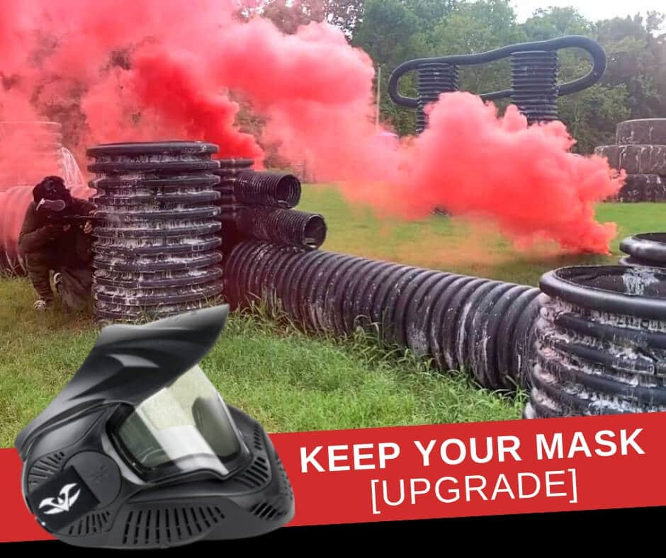 keep your mask upgrade